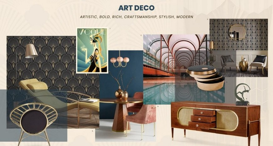 Art Deco Is A Trend See How To Add It Into The Decor