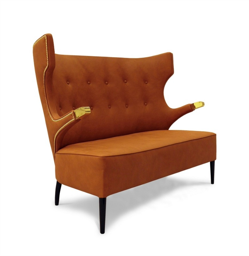 Bring the fierceness of Mango Color into your home